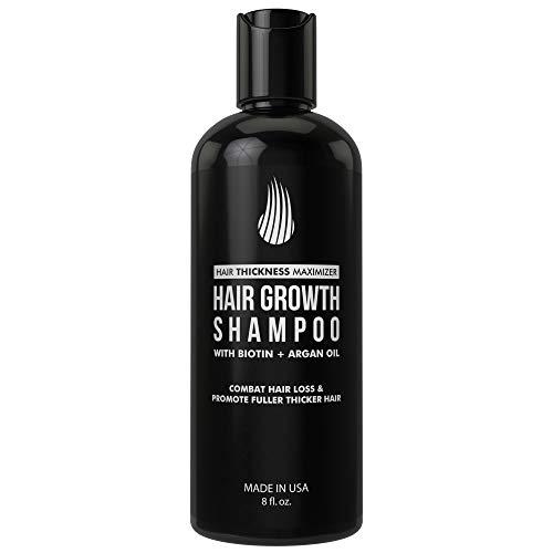 Biotin Shampoo For Thinning Hair And Hair Loss by Hair Thickness Maximizer