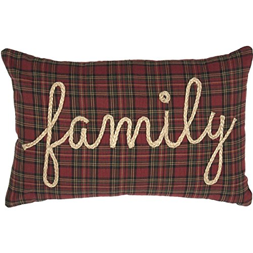 VHC Brands Rustic & Lodge Primitive Pillows & Throws