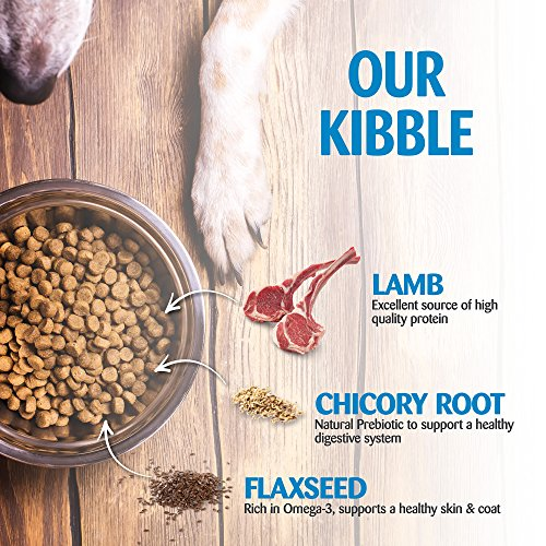 Wellness Simple Natural Dry Limited Ingredient Dog Food Wellness Simple Natural Dry Limited Ingredient Dog Food, Lamb & Oatmeal, 26-Pound Bag.