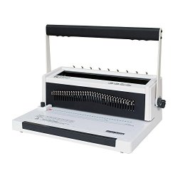 TruBind Wire Binding Machine -Affordable In-Office Book Binding