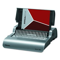 Fellowes Quasar 500 Electric Comb Binding System