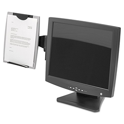 Fellowes Office Suites Monitor Mount Copyholder, Plastic