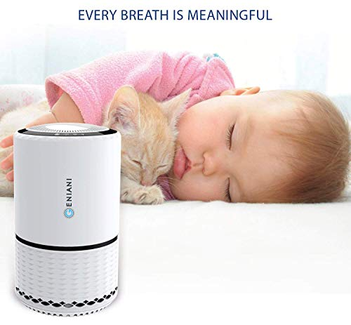 Air Purifier with True HEPA Filter for Allergies and Pets/Smoke/Mold/Germs and Dust Breathe contemporary and clear air with Geniani Home Air Purifier! To circle all of our every day actions efficiently, typically we'd like a literal breath of contemporary air. Purify the air in your own home with Geniani HEPA Air Purifier.