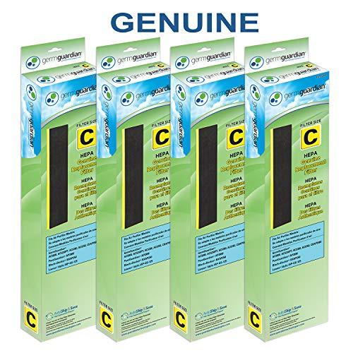 Guardian Air Purifier Filter FLT5000 Genuine HEPA Replacement Filter C for AC5000, AC5000E, AC5250PT, AC5350B, AC5350BCA, AC5350W, AC5300B Air Purifiers
