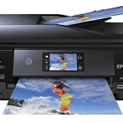 Epson Wireless Color Photo Printer with Scanner, Copier & Fax