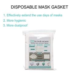 Filter Disposable Mask Filter Pad Replaceable Anti-Spit Mouth Masks Feature: