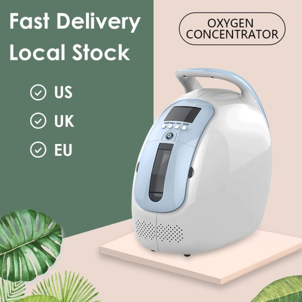 1-5L/min Oxygen Concentrator Generator Machine 24 Hours