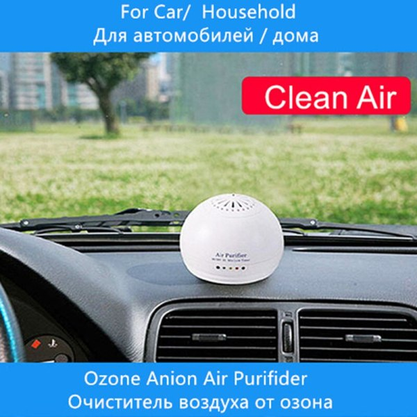 Air Purifier Car Ozone Generator Home Anion