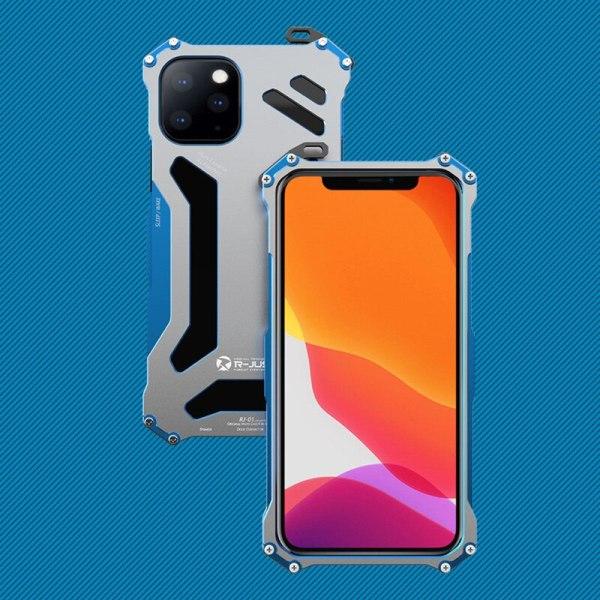 Luxury Metal Armor Case For iPhone 12