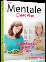 afvallen met het mentale dieet plan