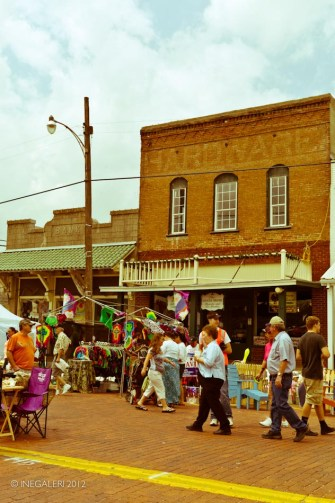 Bluebird Festivals | April 2012-15