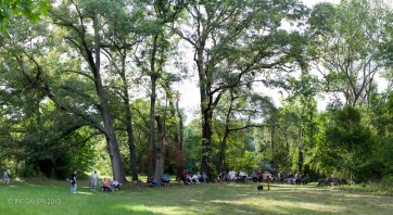 Battle of the Neches Memorial 1