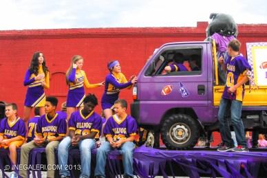 EDG Homecoming Parade Oct13-26