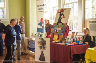 Ben Wheeler Bookfair 2014-5
