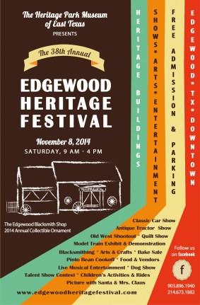 Edgewood Heritage Festival 2014