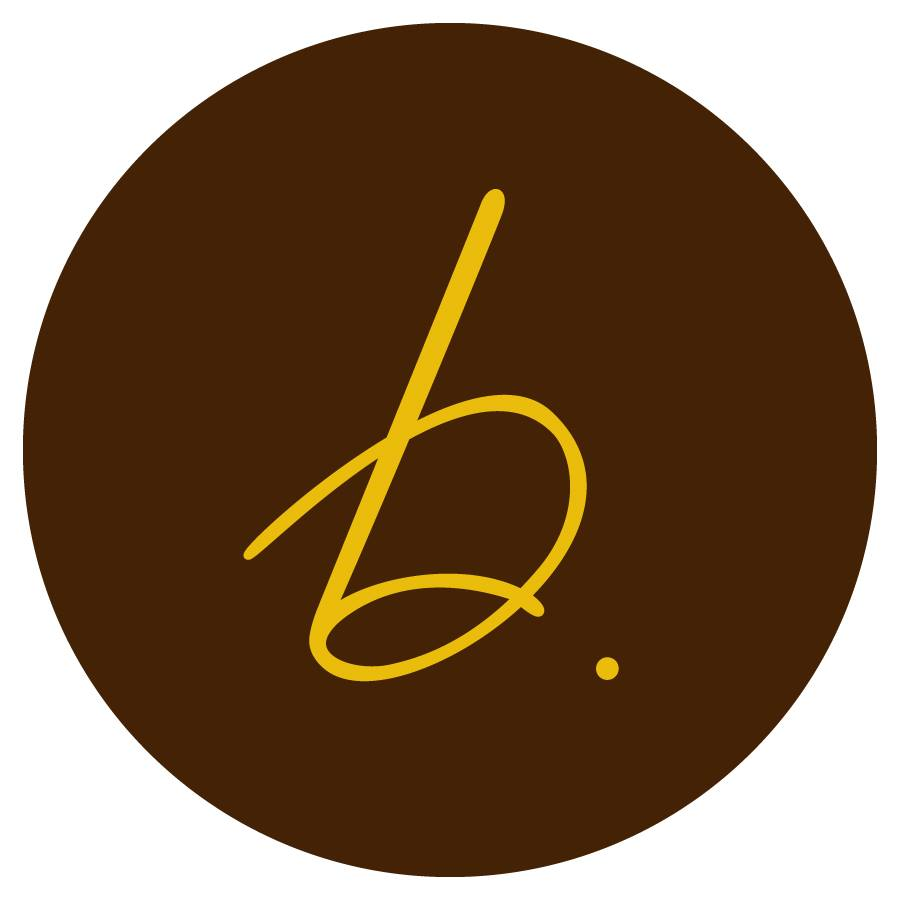 logo- b on the go