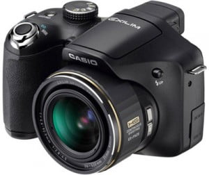 Casio Exilim EX-FH25 Superzoom
