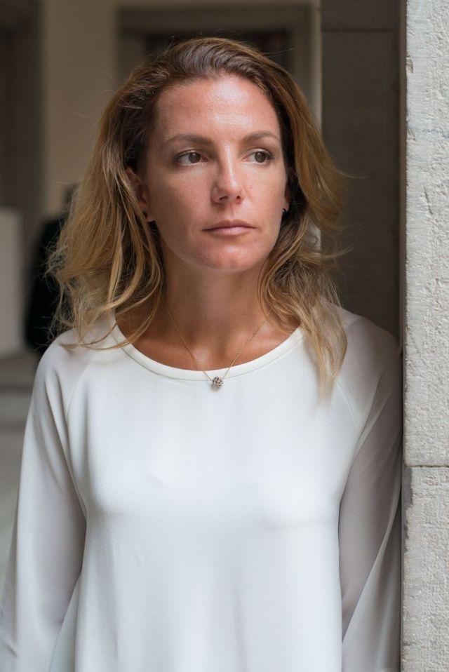 Laura Pfeiffer lors du procès de Chambéry• Crédits : © Laurent Cousin / Haytham Pictures