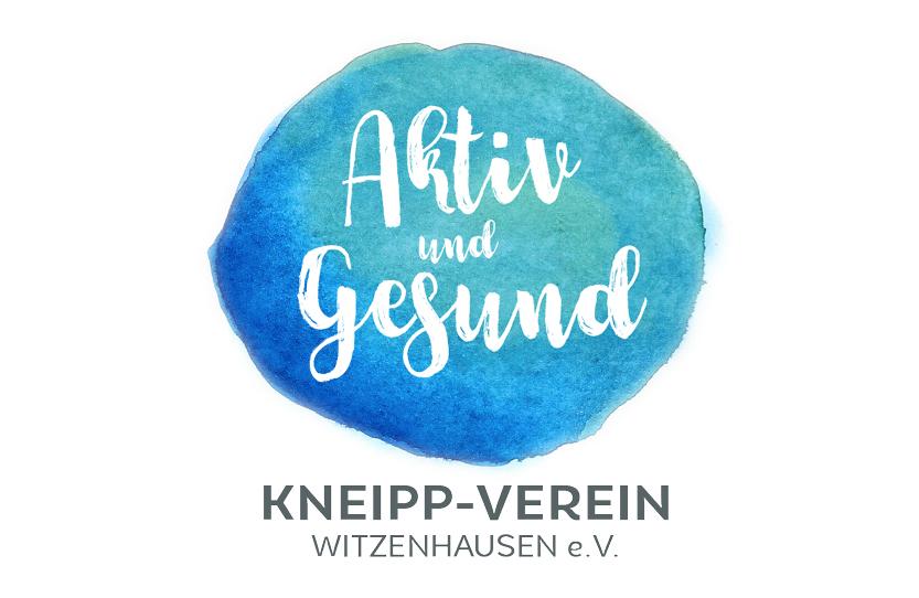 Kneipp-Verein Witzenhausen e.V. Logodesign, Geschäftsausstattung, Printwerbemittel, Webseite