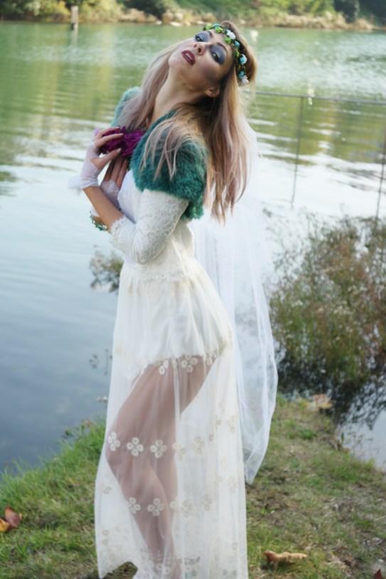fashion mermaid look