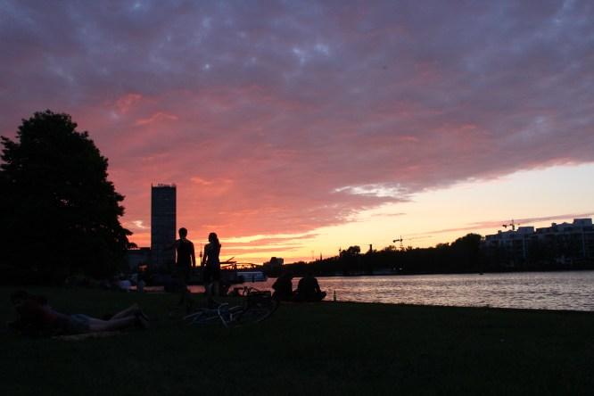 Treptower Park, Berlin, Germany.