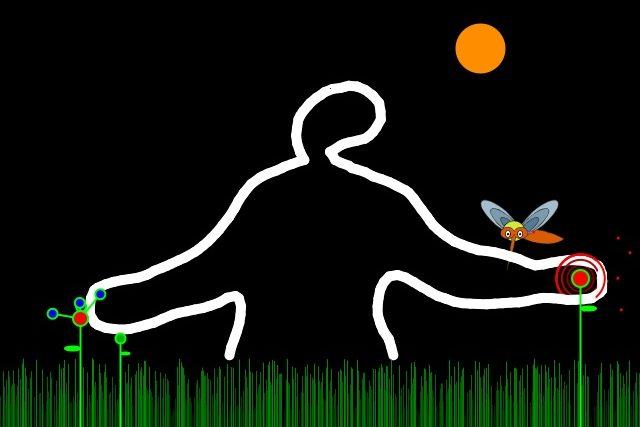 Kito Mosquito | Instalação interactiva para crianças