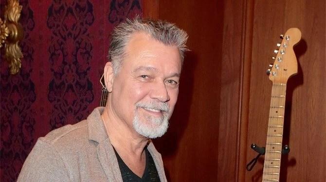 """范海倫樂隊的著名吉他手—被稱為""""吉他之神""""的艾迪·范·海倫因癌癥去世_騰訊新聞"""