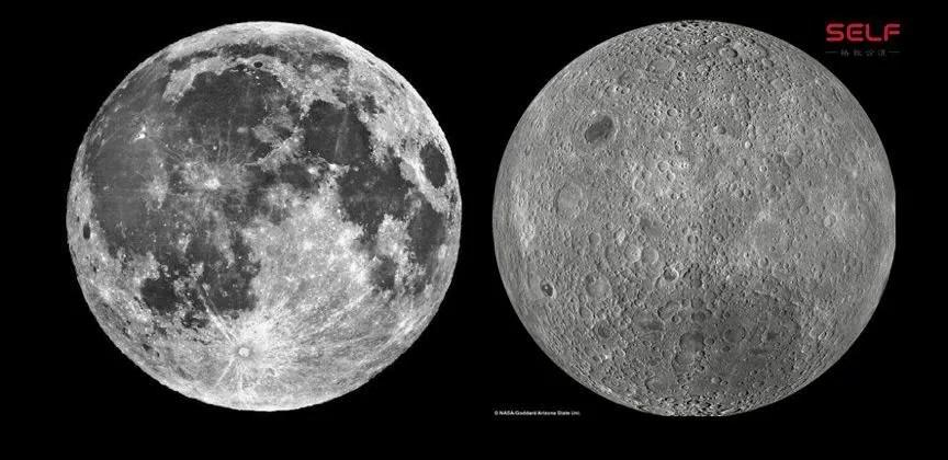 神秘的月球背面到底有什么?有外星人嗎?