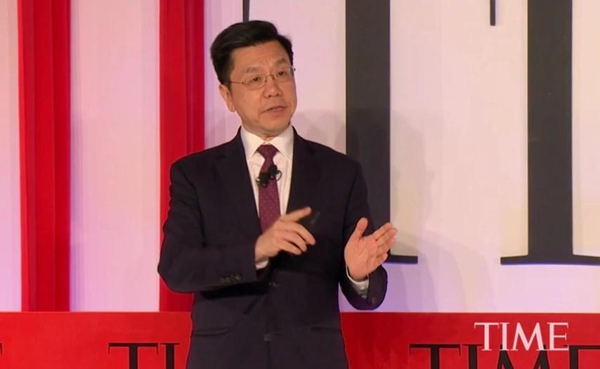 創新工場董事長李開復:有兩類工作人工智慧無法取代人類