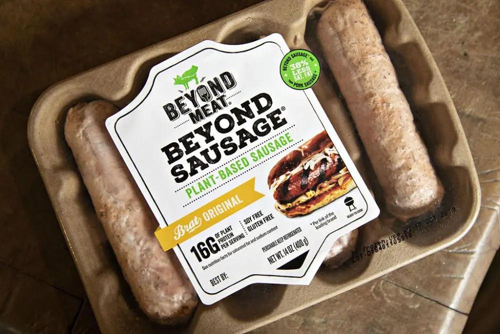人造肉也瘋狂,一天65%股漲停!撒豆成肉暗藏什麼秘密