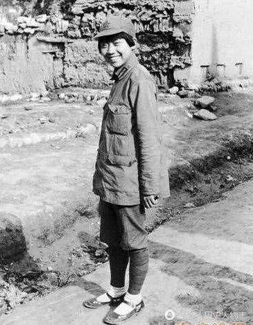 抗戰時期的中國女兵們