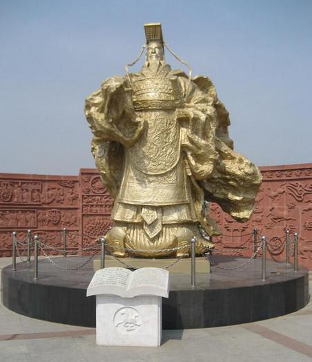 秦始皇希望皇位傳至萬世,但是,結果卻是世間已無秦皇孫!