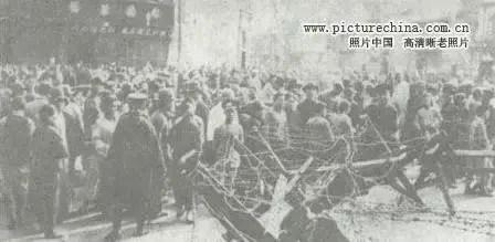 揭秘二戰時期的中國經典老照片
