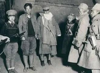 抗戰中被俘的女兵,遭遇叫人痛心