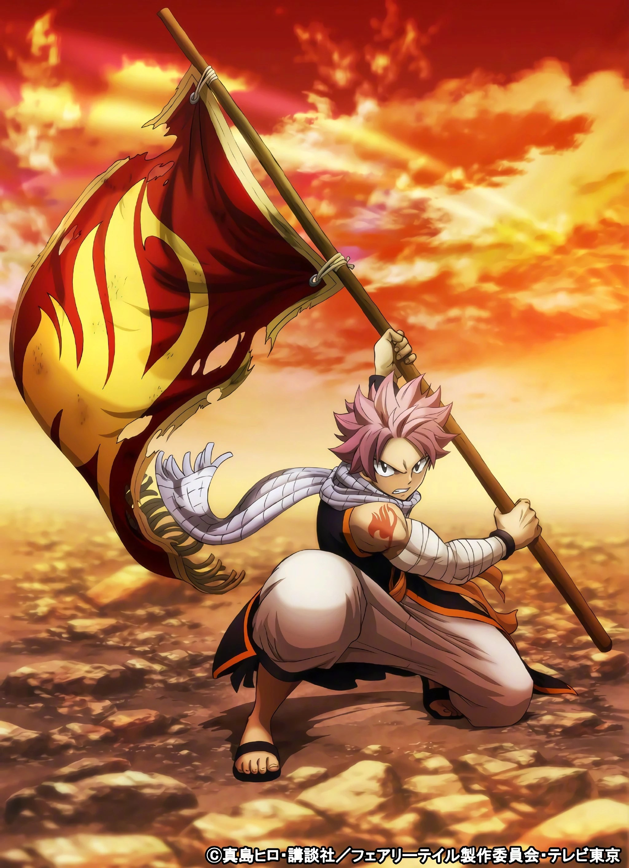 Image result for fairy tail final season poster