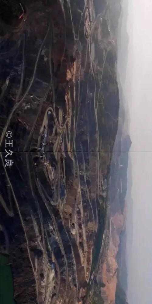 中國,一邊是爛尾的城市,一邊是破碎的山河!