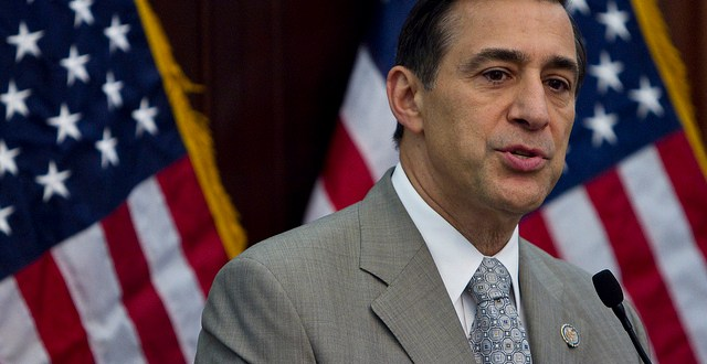 UPDATE: Issa brunches with lobbyist whose son works on oversight team