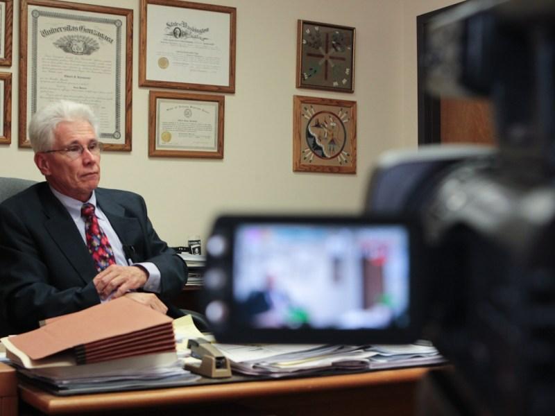 Cochise County Attorney Ed Rheinheimer