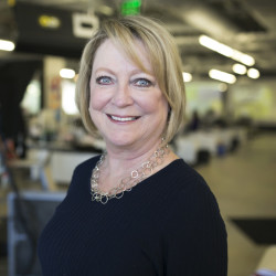 inewsource Executive Director Lorie Hearn
