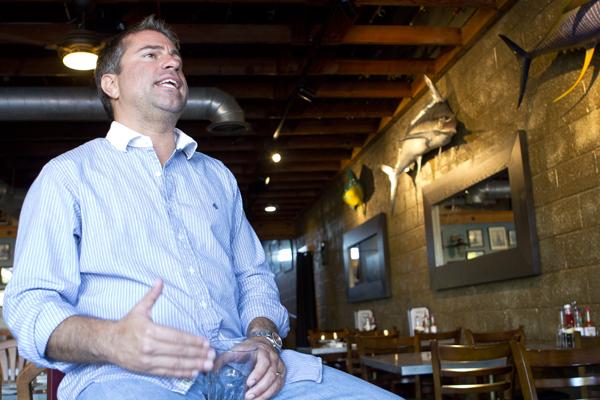 Jason Roe, DeMaio's Chief strategist