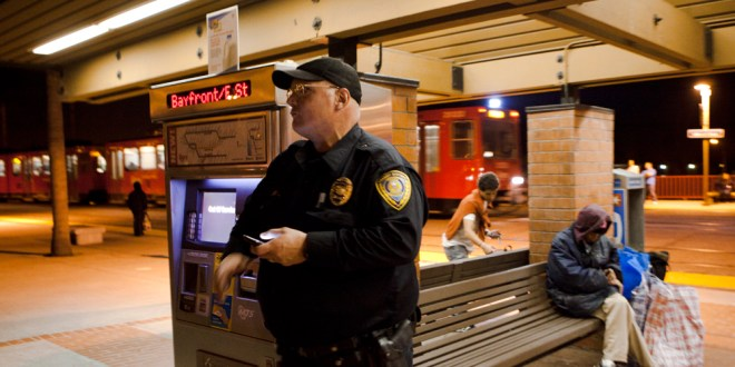 Chula Vista train station shooting directed at trolley cops