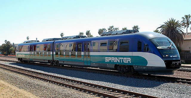 SPRINTER rail service may shut down due to bad brake rotors