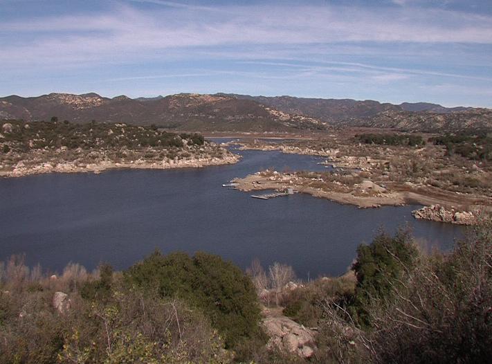 Lake Morena 1