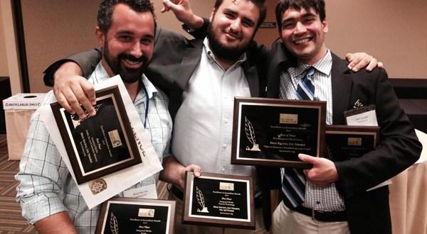 inewsource wins big at Press Club Awards