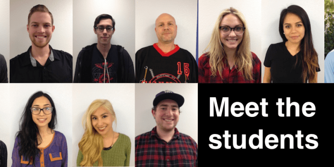 Meet the students