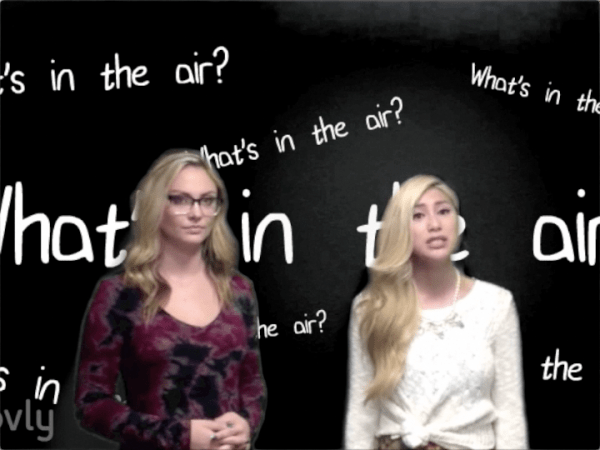 What's in the Air explainer: Fine particle pollution