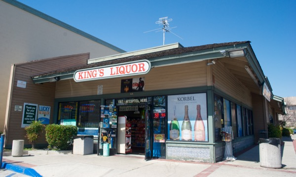King's Liquor, in Paradise Hills, sold almost $1.1 million in lottery tickets in the 2013-2014 fiscal year. Credit: Leo Castaneda/inewsource