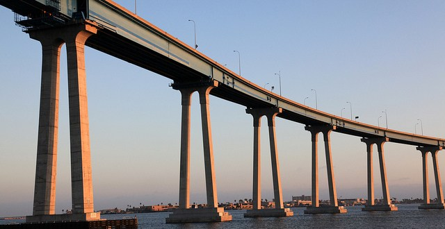 Coronado bridge traffic could add to air quality woes in Barrio Logan
