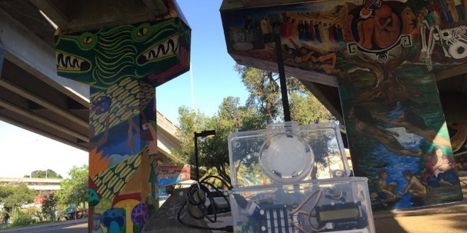 Industry, freeways create toxic brew in Chicano Park