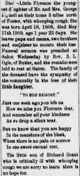 A story in the May 20, 1909 edition of the Butler (Missouri) Weekly Times. Credit: Library of Congress.